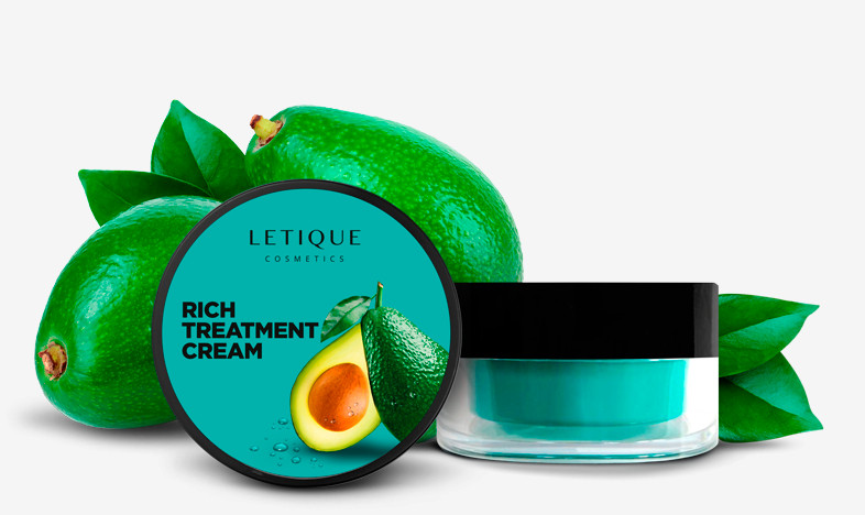 Интенсивный питательный крем для лица с авокадо, 50 мл