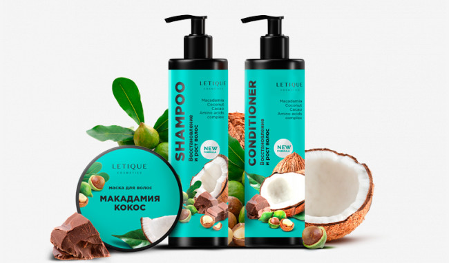 Maсadamia-coconut daily care